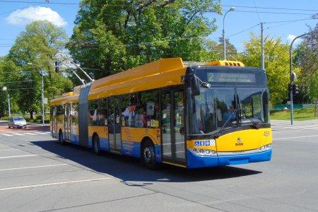 Odborná skupina Trolejbusy