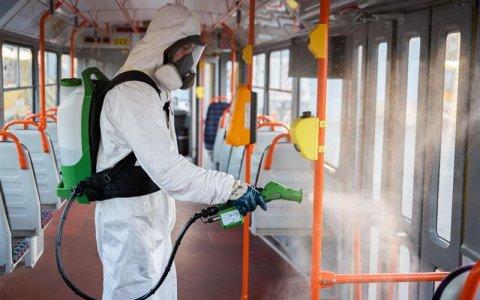 Plzeňské městské dopravní podniky nově testují další metody desinfekce