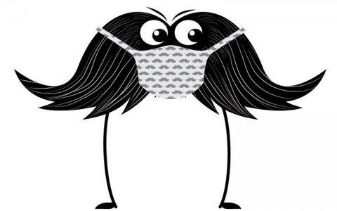 Listopad bude opět věnovaný Movemberu. Kníry ozdobí vozy MHD napříč republikou